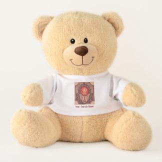 Tsarist Russia Postage Teddy Bear