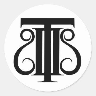 TSB Logo Sticker