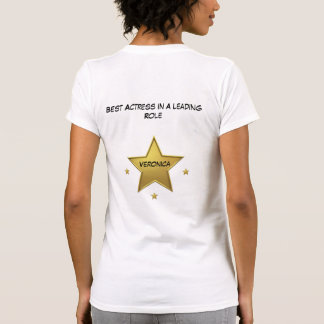 TSE/Best Actress-Veronica Tshirts