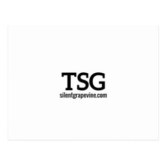 TSG Paper Products Postcard