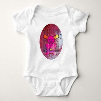 tshirt baby geisha space