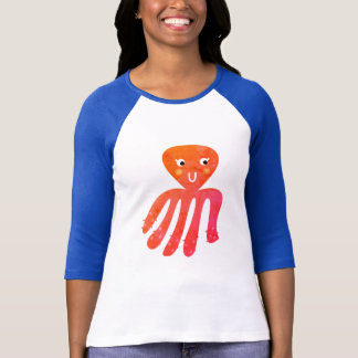 Tshirt creative with Octopus / NEW IN SHOP