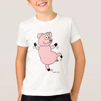 Tshirt Dancing Pig