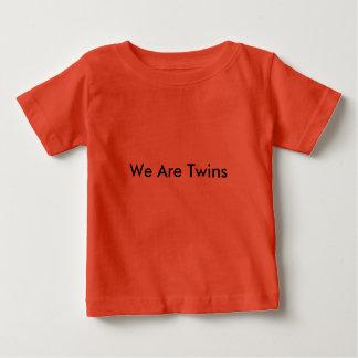 Tshirt For TWINS