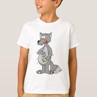 Tshirt: Hungry Wolf T-Shirt