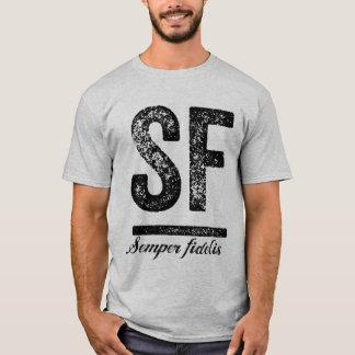 Tshirt Semper Fidelis
