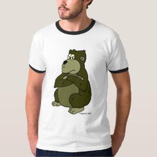Tshirt Sulking Gorilla