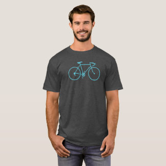 Tshirt with a bicycle