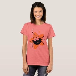 Tshirt with cute Bug