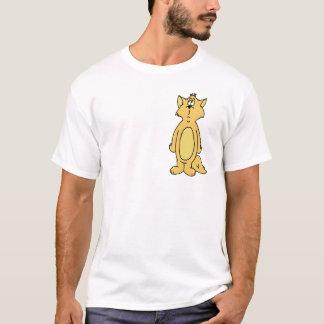 Tshirt Worried Cat