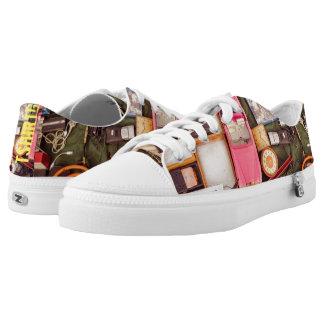 TshirtG Urban 'Garage Sale' Designer Low Shoe Printed Shoes