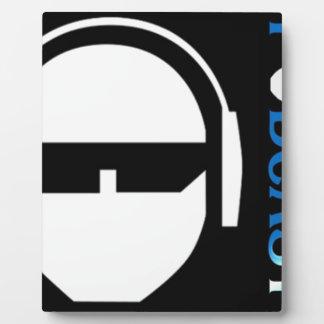 TSP Logo Plaque