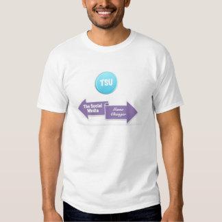 TSU The Social Media Game Changer Tee Shirt