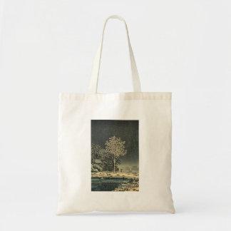 Tsuchiya Koitsu 土屋光逸 Sumidagawa Forest Tokyo Tote Bag