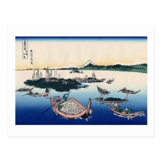 Tsukuda Island Postcard