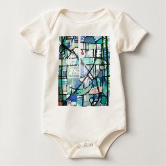 Tsumnu Chit Baby Bodysuit