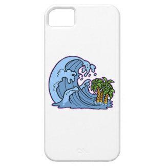 Tsunami Wave iPhone 5 Covers