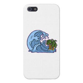 Tsunami Wave iPhone 5 Cover