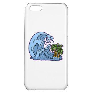 Tsunami Wave iPhone 5C Cases