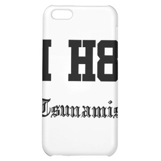tsunamis cover for iPhone 5C