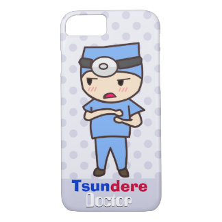 Tsundere Doctor iPhone 7 Case