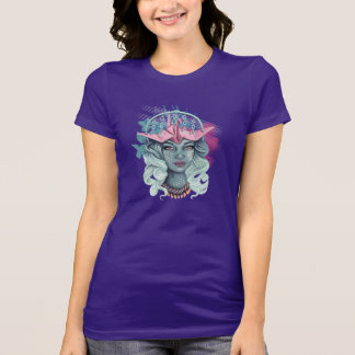 Tsuru Origami Girl T-Shirt