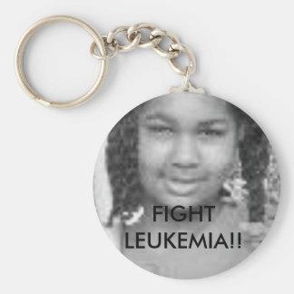 tt FIGHT LEUKEMIA - Customized - Customized Key Ring