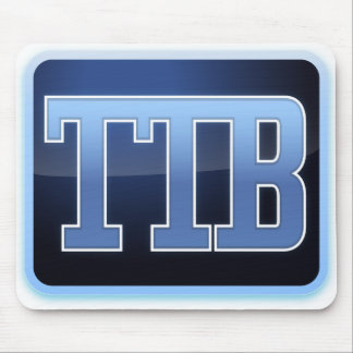 TTB Badge Mousepad
