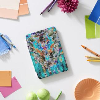 TTEQOTGCubismINV SGDRKDP BLUE iPad Mini Cover
