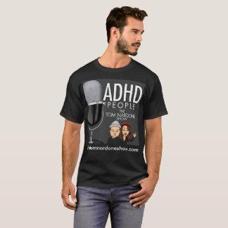 TTNS LOGO Men's Black T T-Shirt