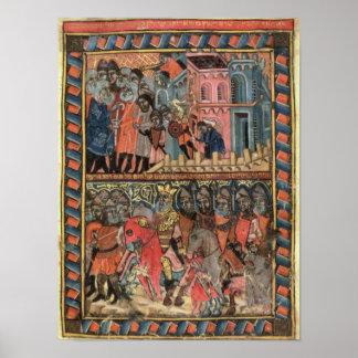 TtoB The Israelites leaving Egypt Poster