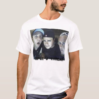 TTT, TRIPLE T-Shirt