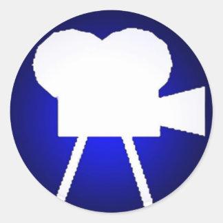 TTTstudios Logo Classic Round Sticker