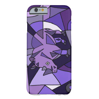 TU- Amazing Rhino Abstract Art Design Barely There iPhone 6 Case