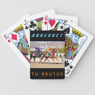 Tu Brutus Bicycle Playing Cards