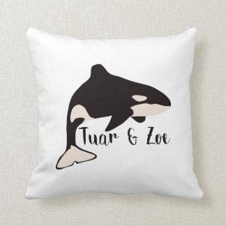 Tuar & Zoe -VECTOR- Cushion