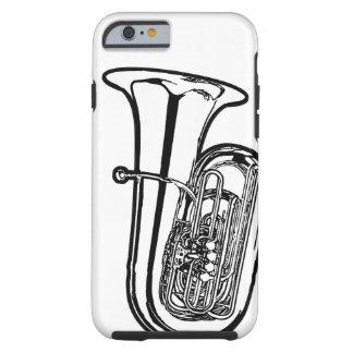 Tuba Adorned iPhone 6 case