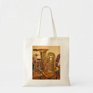 Tuba brass student music bag