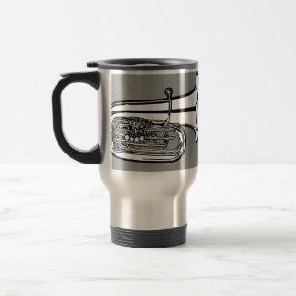 Tuba Coffee Travel Mug