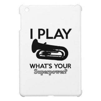 tuba designs case for the iPad mini