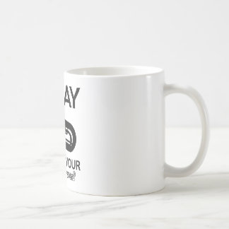 tuba designs coffee mug