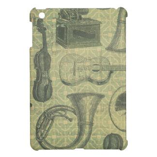 Tuba Gramophone iPad Mini Cases