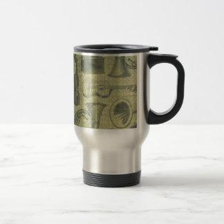 Tuba Gramophone Travel Mug