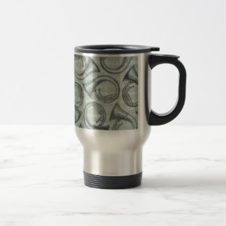 Tuba Pattern Travel Mug