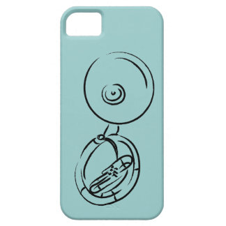 Tuba/Sousaphone Barely There iPhone 5 Case