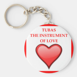 TUBAS KEY RING