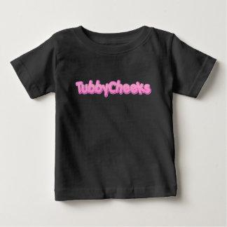Tubby Cheeks Baby T-Shirt