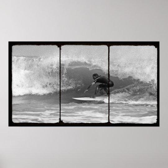 TUBE SURFER POSTER