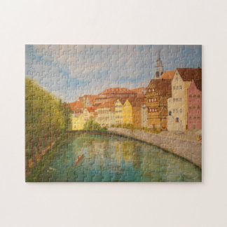 Tubingen, Germany Jigsaw Puzzle