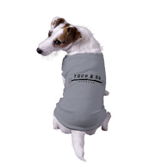 Tuch & Go Fitness Dog Tank Shirt